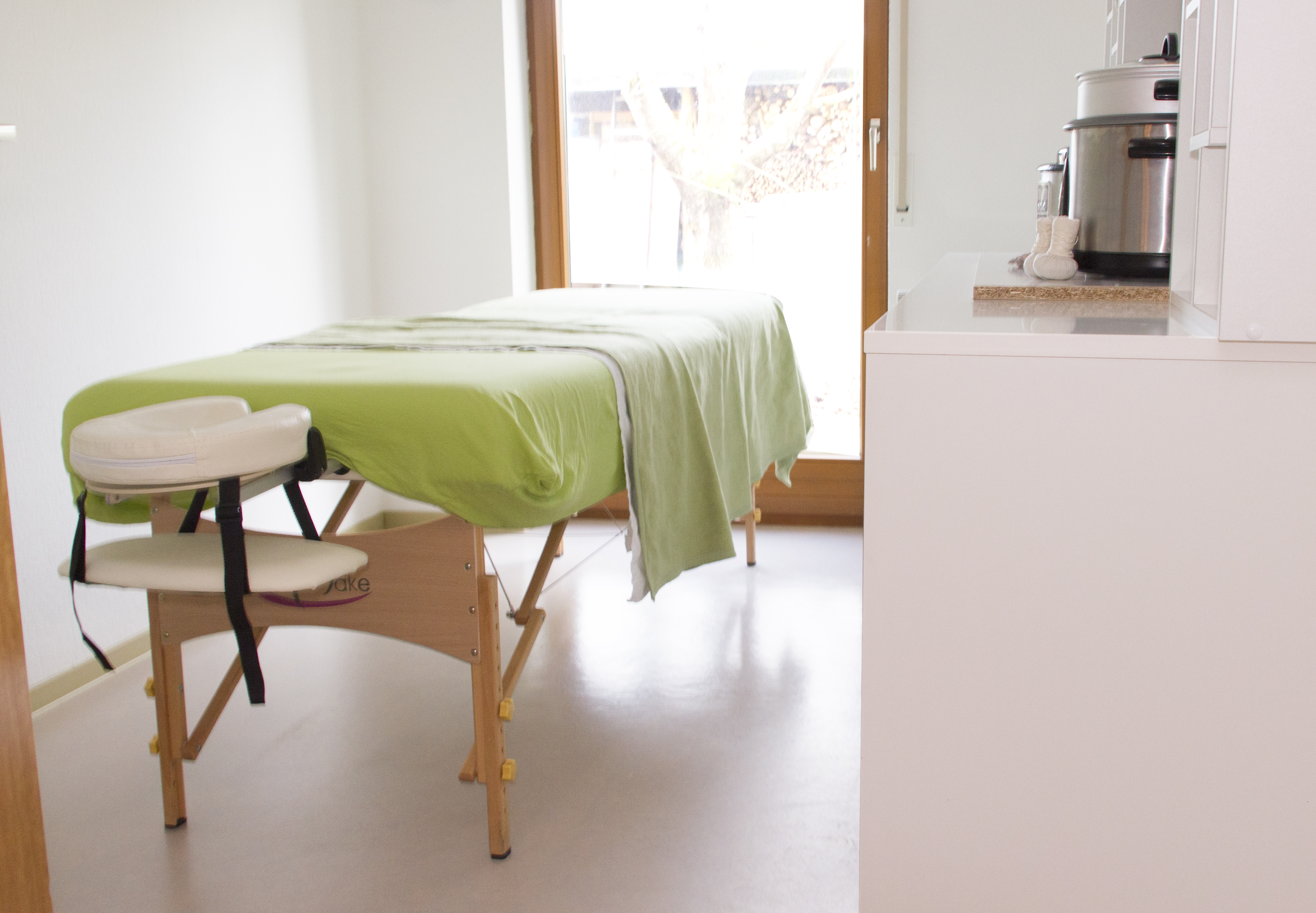 Massagepraxis im Hahnenäcker